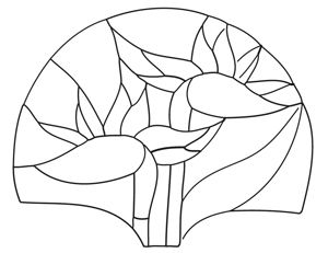 17 Best images about stain glass FREE Patterns on