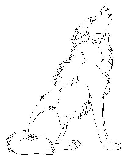 Best 25+ Anime wolf drawing ideas on Pinterest