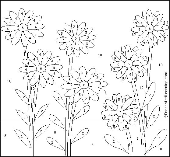 Girl Scout Flower Friends Coloring Pages Sketch Coloring Page