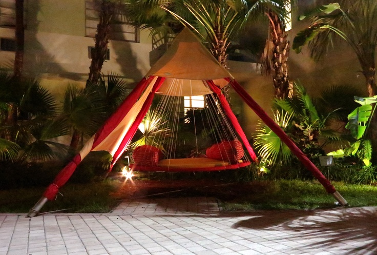 17 Best images about Hanging Outdoor Hammock Beds on