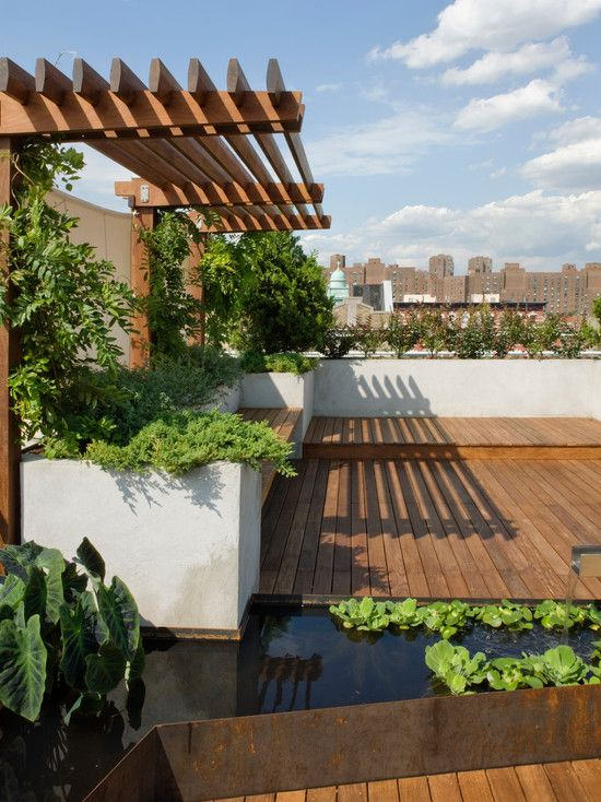 34 Best Images About ROOF GARDEN On Pinterest Gardens Roof