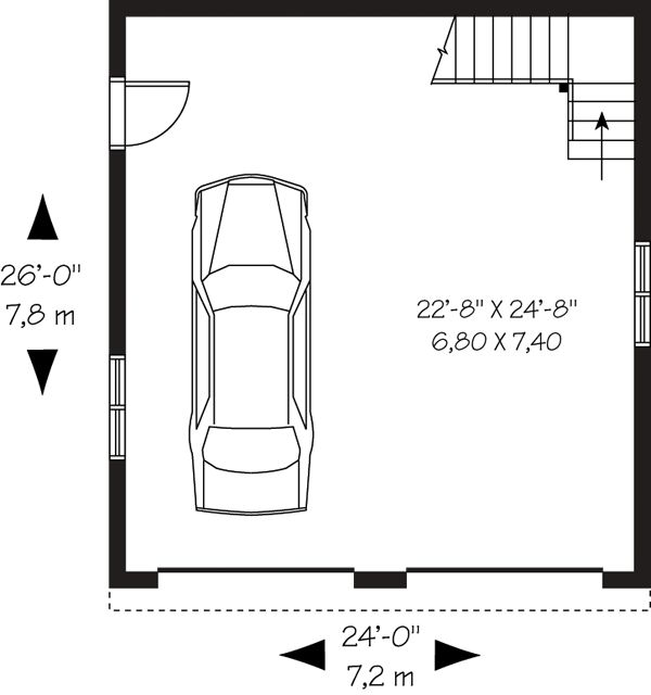 32 best images about Detached garage on Pinterest