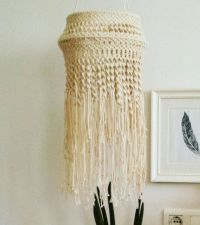 335 best images about Macrame lamps on Pinterest ...