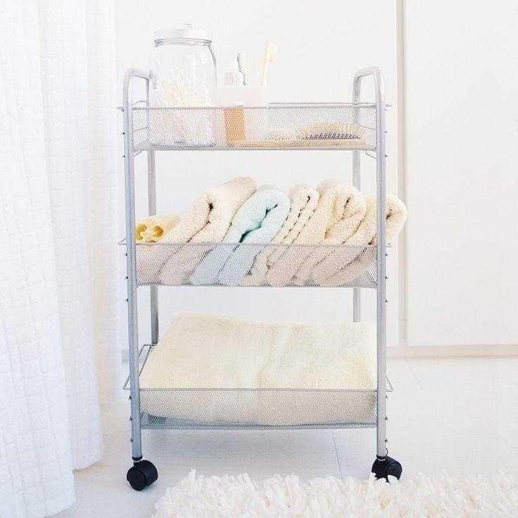 17 Best ideas about Storage Cart on Pinterest  Under bed