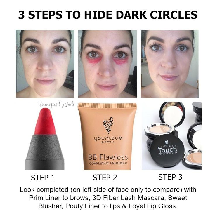 Makeup To Cover Dark Circles Under Eyes | Decorativestyle.org