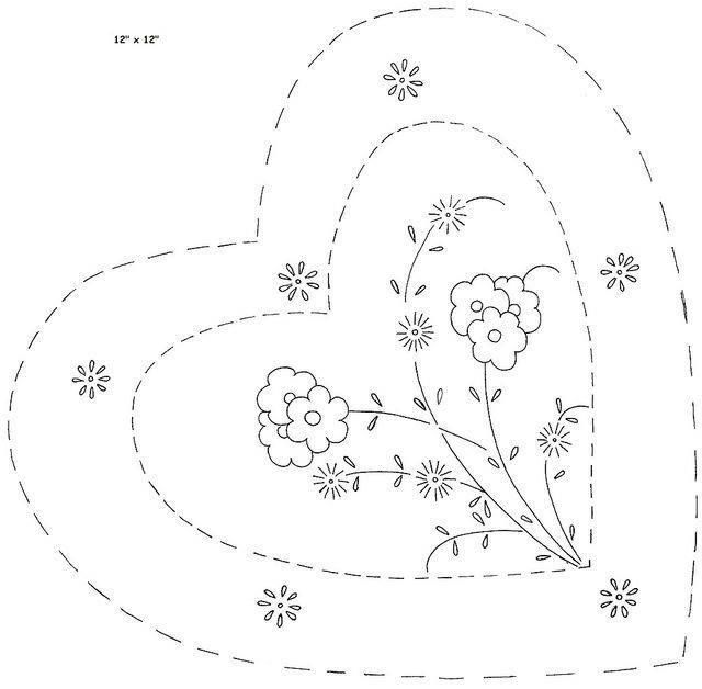 923 best images about embroidery designs on Pinterest