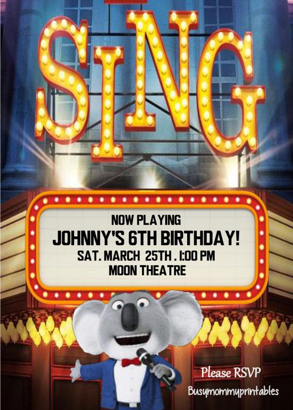 25 Best Ideas About Free Singing Birthday Cards On