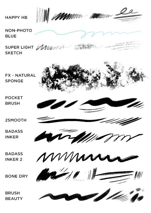 108 best images about brushes on Pinterest