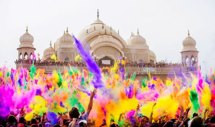 17 of the Craziest Festivals Around the World that bring people closer together