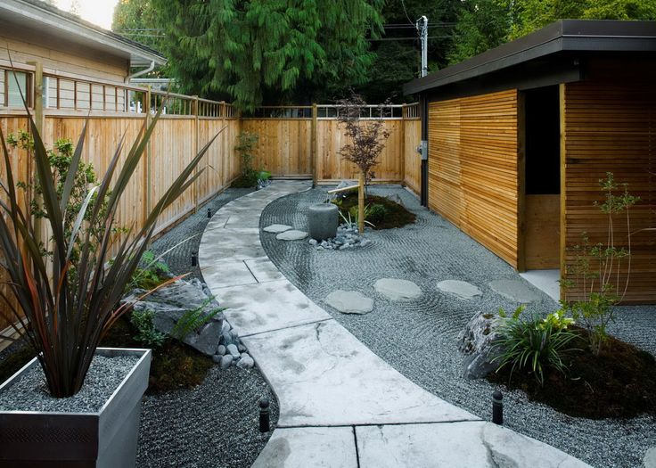 25 Best Ideas About Japanese Garden Backyard On Pinterest