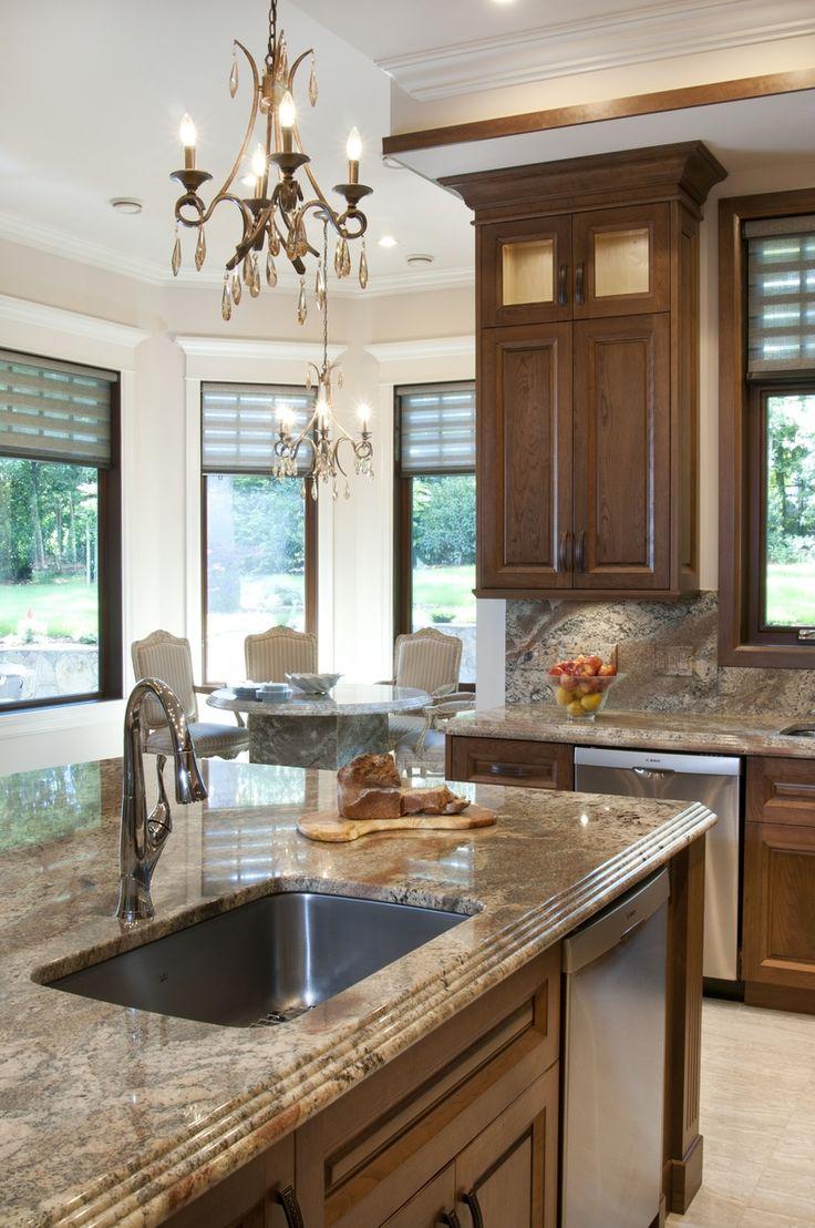 1000 ideas about Kitchen Granite Countertops on Pinterest  Granite Countertops Granite and