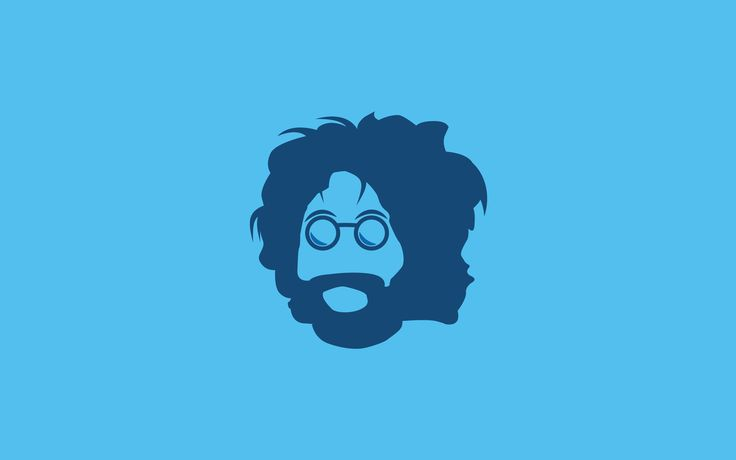 Sad Animation Wallpaper Image For Vector Jerry Garcia Background Wallpaper Hd
