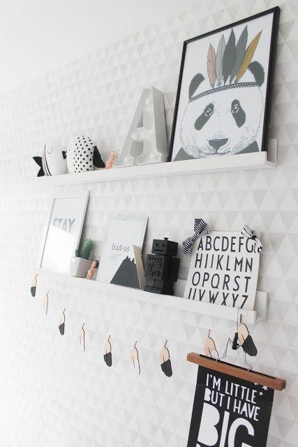 25 beste ideen over Peuter Meisje Kamers op Pinterest