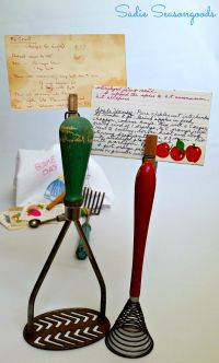 25+ best ideas about Recipe card holders on Pinterest