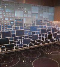 Recycled Glass Backsplashes for Kitchens | Eco-Friendly ...