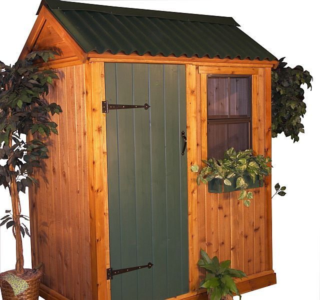 Small Garden Shed Ideas The Gardening