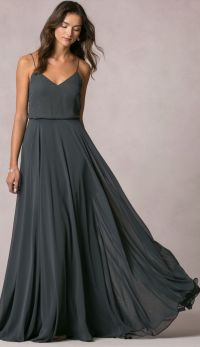 1000+ ideas about Long Bridesmaid Dresses on Pinterest