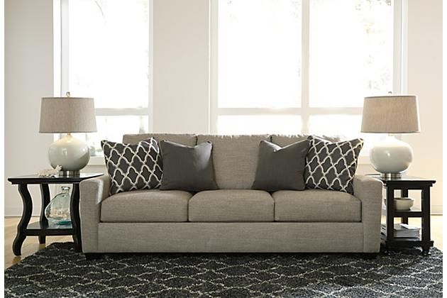 wide sofa sectionals solid wood sets stone crislyn view 1 | gray pinterest ...