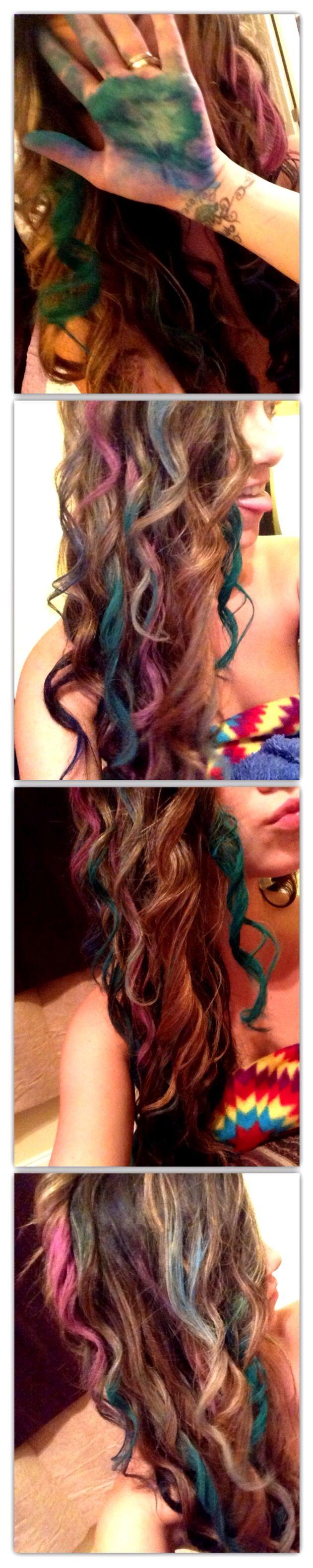 hair colors at sallys temporary hair dye from sally s