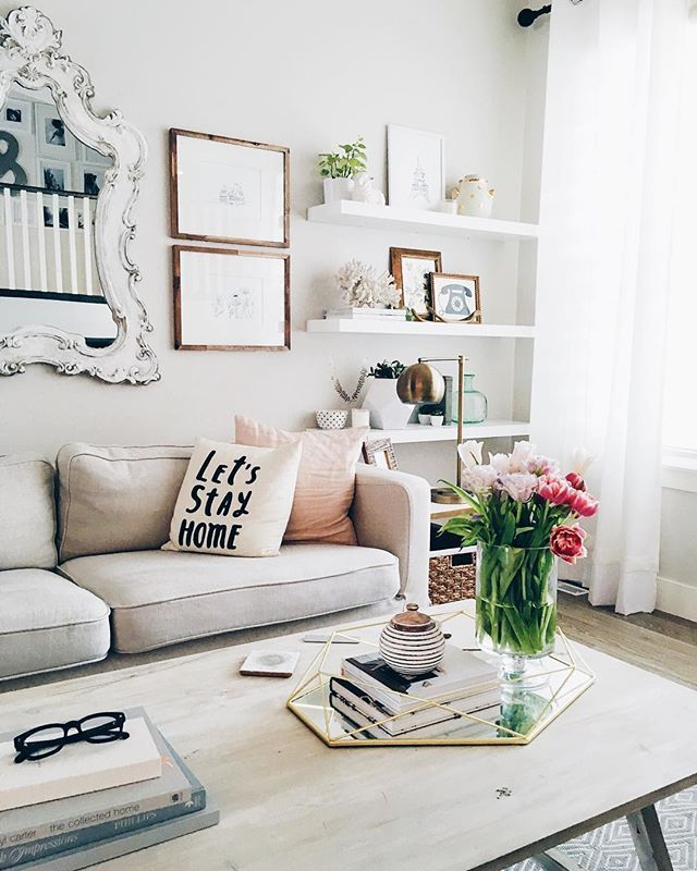 25 best ideas about Small Apartment Decorating on Pinterest  Diy living room decor Small