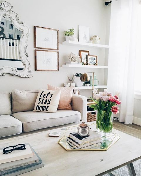 pinterest small living room 25+ best ideas about Small Apartment Decorating on Pinterest | Diy living room decor, Small