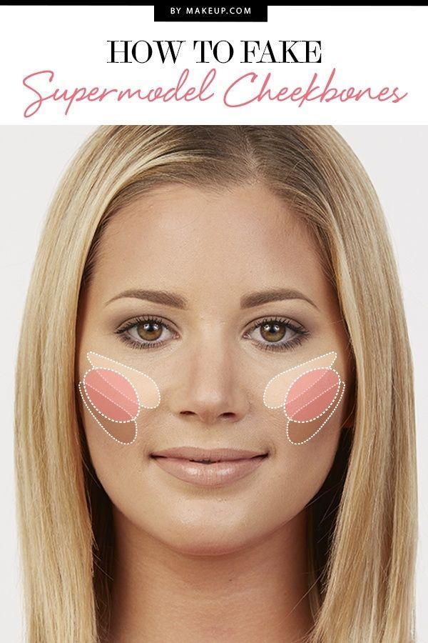 Cheekbones Face Pinterest Contours And Younique