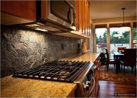 brown subway tile kitchen backsplash | subway-slate ...