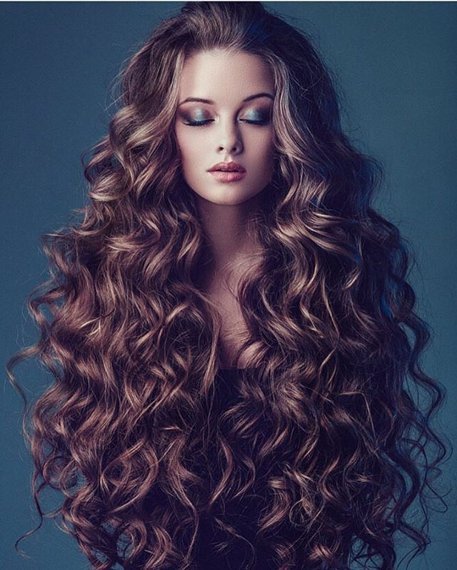 25 Best Ideas About Long Curly Hair On Pinterest Long Curly