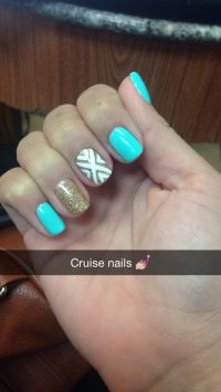 1000+ ideas about Cruise Nails on Pinterest | Nautical ...