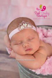 infant hair bows ideas