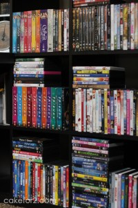 dvd storage solution www.cakefor2.com | cakefor2 {organize ...