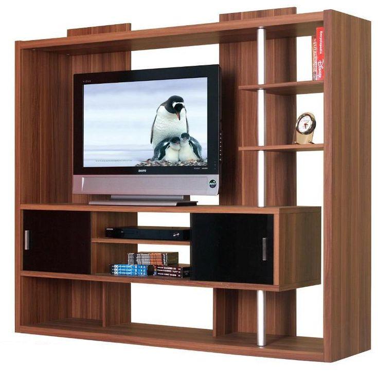 Desain Lemari Dan Meja TV Minimalis  Yang Dipakai
