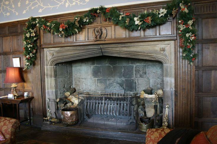 Old English fireplace  Fireplace  Pinterest  English Fireplaces and Old english