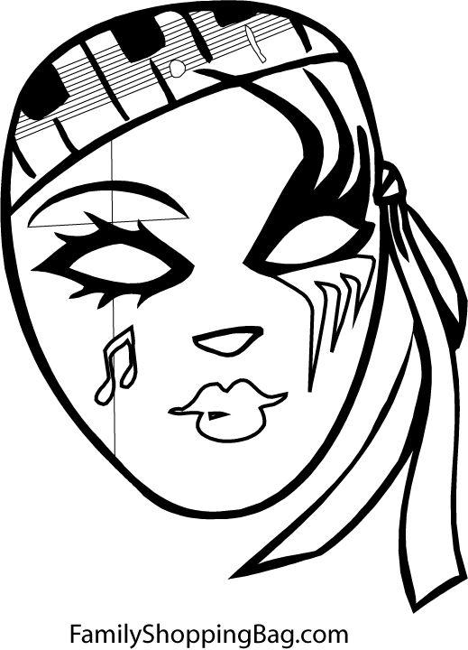 25+ best ideas about Mardi Gras Masks on Pinterest
