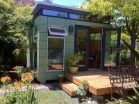 1000+ ideas about Backyard Office on Pinterest | Outdoor ...