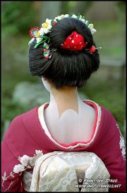 ideas geisha hair