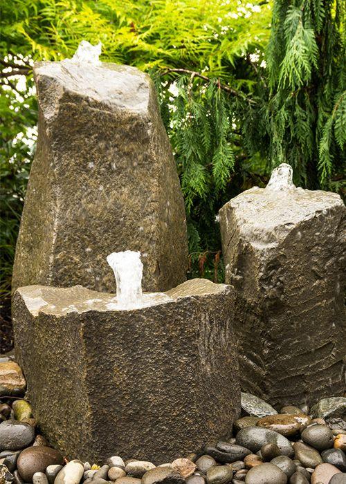 25 Best Ideas About Rock Fountain On Pinterest Garden Fountains