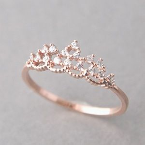 Cute promise ring