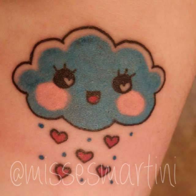 Women Tattoo Tatuajes Kawaii Buscar Con Google Tattooviral