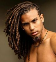 dreadlocks men black ideas