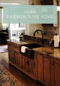 25+ best ideas about Copper farmhouse sinks on Pinterest ...