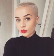 ideas shaved hair