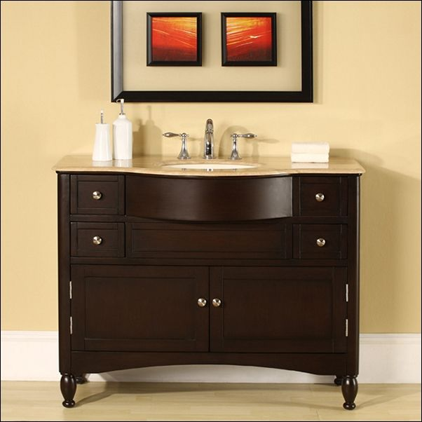 45 Inch Bathroom Vanity Top  bathroom  Pinterest