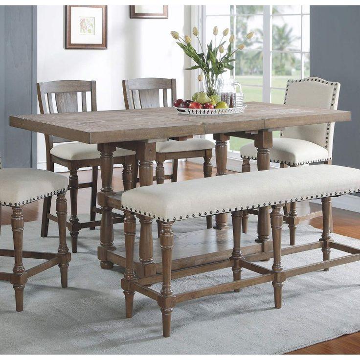 1000+ ideas about Tall Kitchen Table on Pinterest