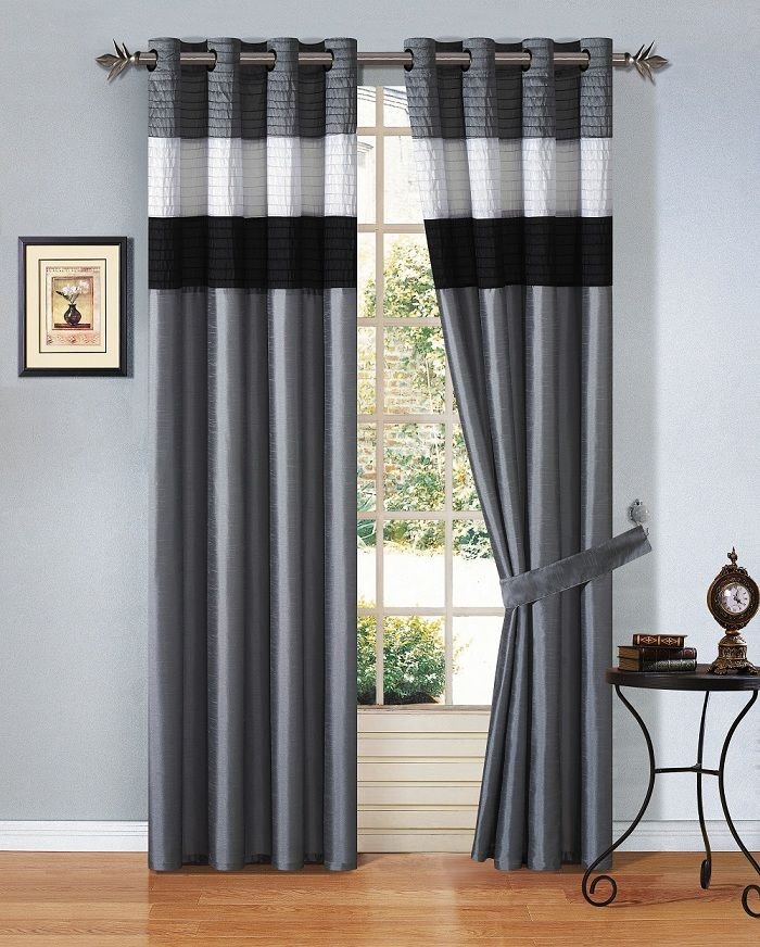 25 Best Ideas About Grey Striped Curtains On Pinterest Grey