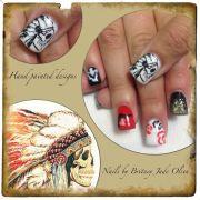 ideas western nail