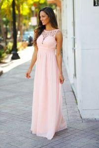 25+ Best Ideas about Light Pink Bridesmaids on Pinterest ...