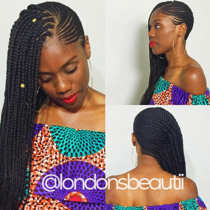25 Best Ideas About Side Cornrows On Pinterest Side Plaits