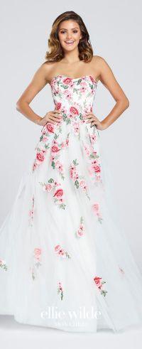 Best 20+ Floral Prom Dresses ideas on Pinterest | Floral ...