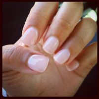 So happy! Got exactly what I wanted...Natural nails ...